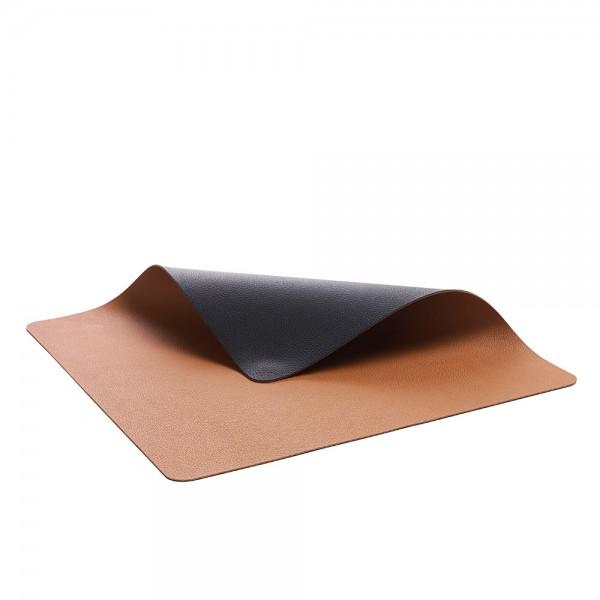 Tischset 46x33 4 Stck. Schwarz/Braun