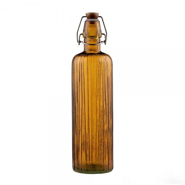 Wasserflasche Kusintha 0,75 L Amber