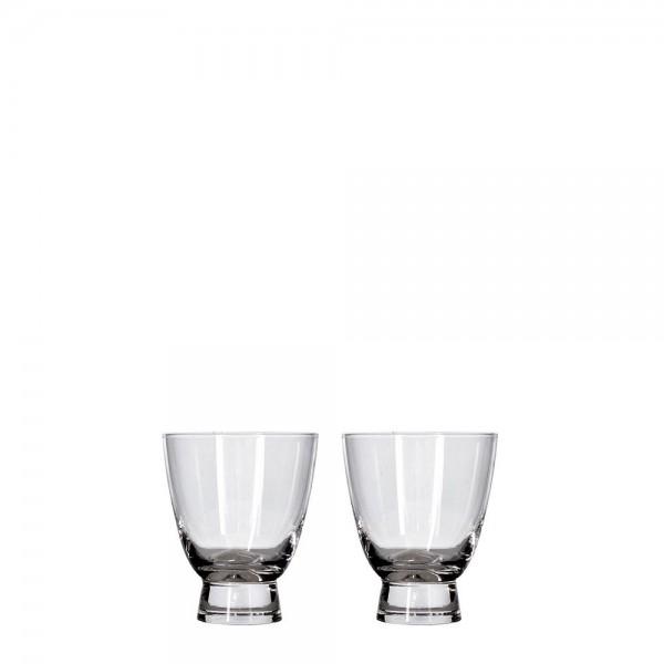 Wasserglas 25 cl 2 Stück Clear