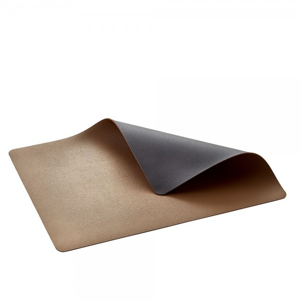Tischsets 46x33 4 Stck. Wood/Titanium