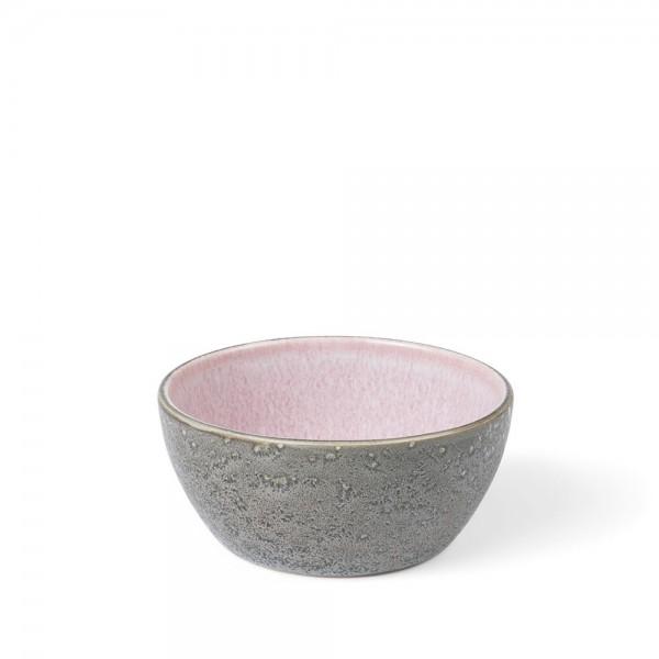 Schale 12 cm Grau/Light pink