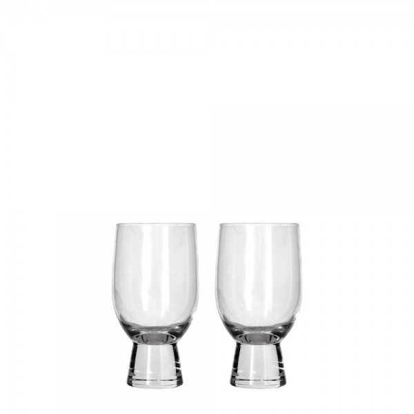 Weißweinglas-Set 2 Stück 30 cl kristallklar