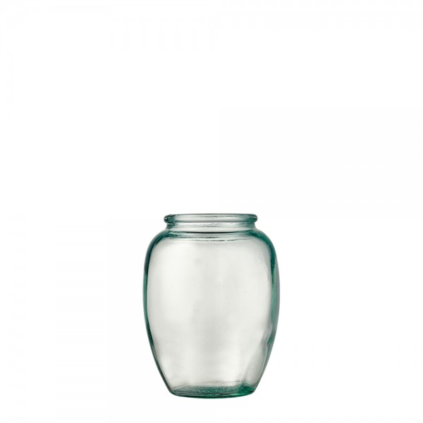 Kusintha Vase 13 cm Grün BITZ