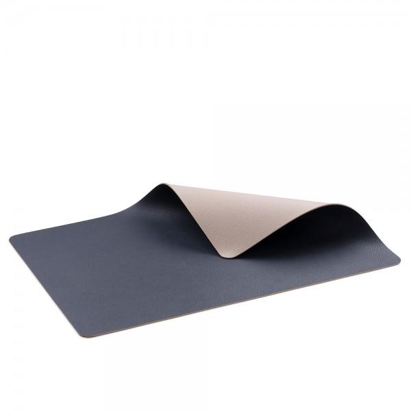 Tischset 46x33 4 Stck. Königsblau/Sand