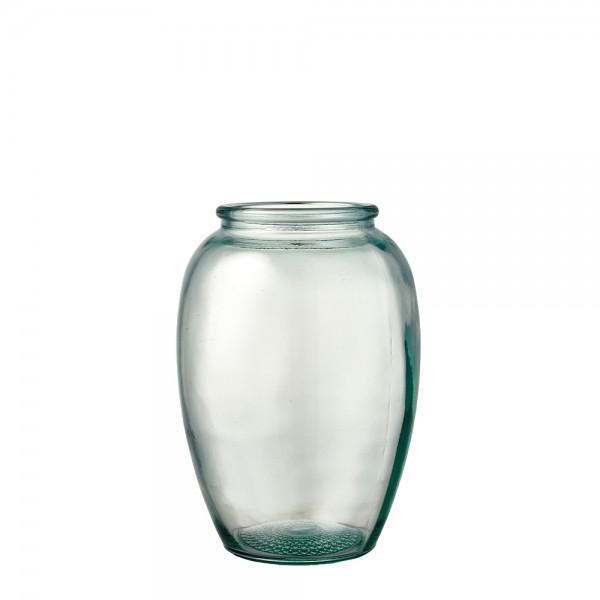 Kusintha Vase 20 cm Grün BITZ