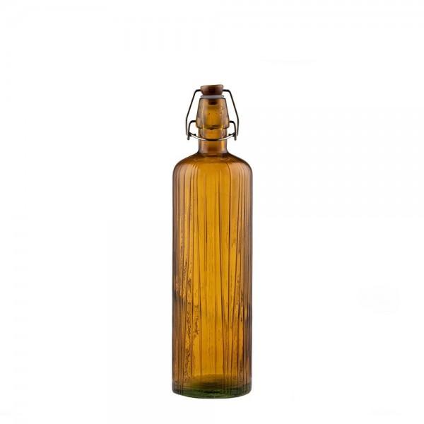 Wasserflasche Kusintha 1,2 L Amber