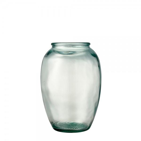 Kusintha Vase 25 cm Grün BITZ