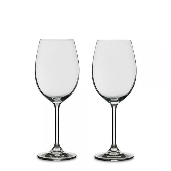 Weißweinglas-Set 2 Stück 45 cl kristallklar