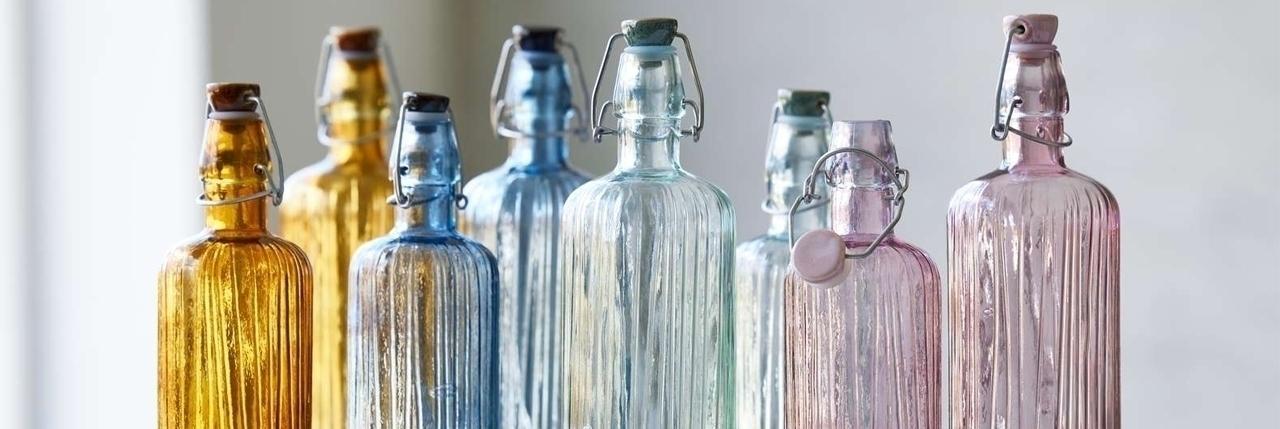 Flaschen & Krüge